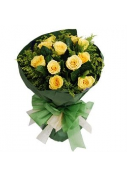 L02 Rose Hand Bouquet